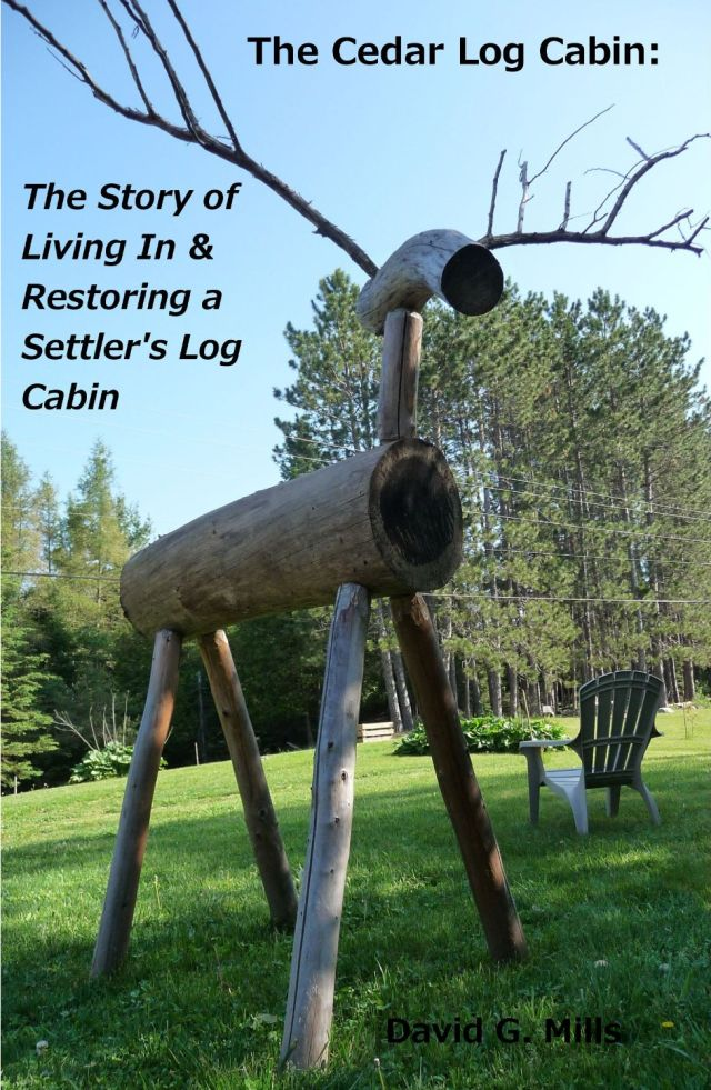Cedar Log Cabin cover picture
