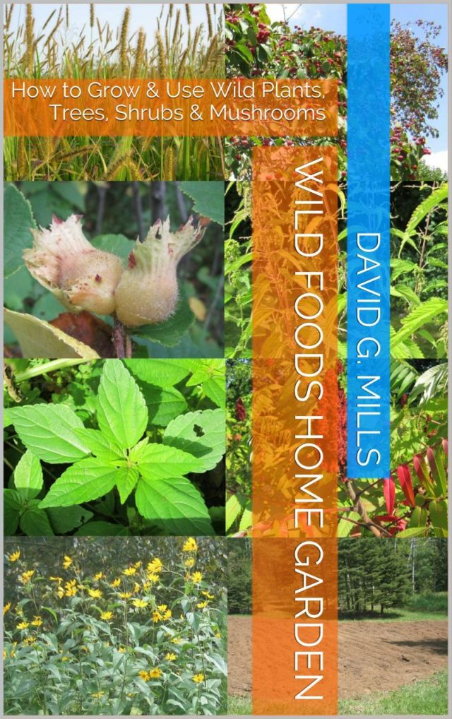 Wild Foods Home Garden Cover Photo
