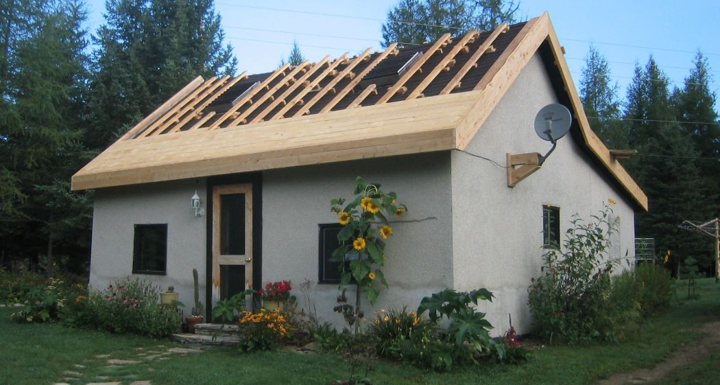 Starting roof
